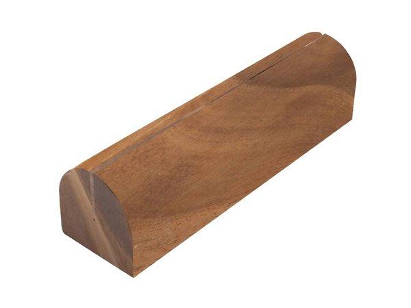 XXLselect Menukaarthouder Donker Hout | T&G Woodware