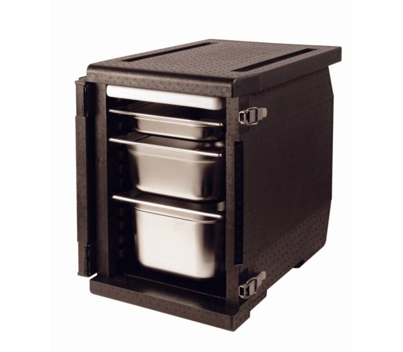 XXLselect Thermo Future Box | Voorlader | 100 Liter