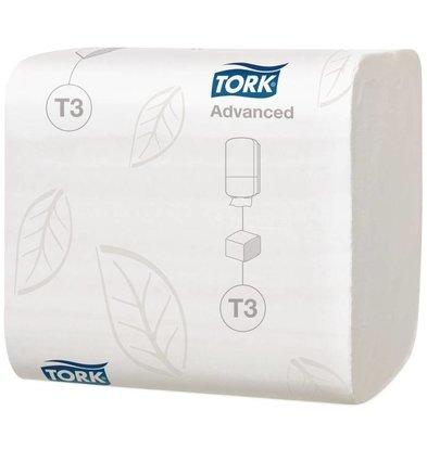 Tork Navulling Tork Witte Tissues | 30 Pakketjes x 250 Vellen
