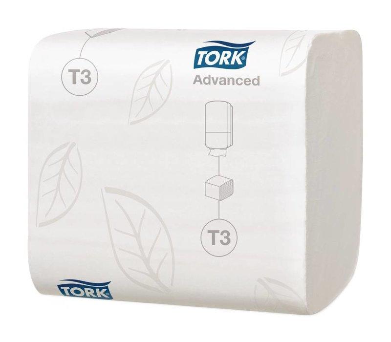 XXLselect Navulling Tork Witte Tissues | 30 Pakketjes x 250 Vellen