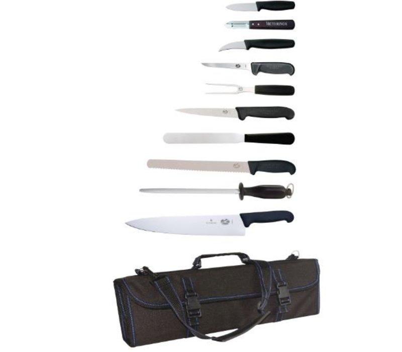 XXLselect 11-Piece Knife Set | Victorinox | Incl. box