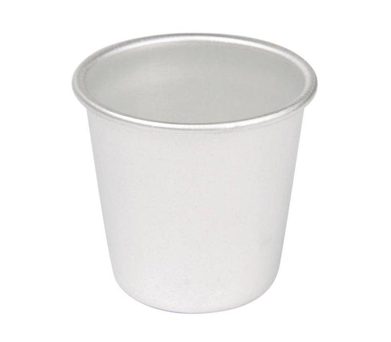XXLselect Puddingvorm Aluminium | Ø65x60(h)mm