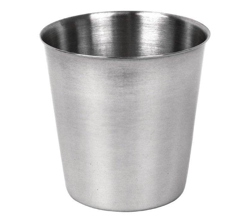 XXLselect Puddingvorm RVS | Ø51x52mm