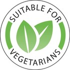 "XXLselect Stickers ""Vegetarian"" 