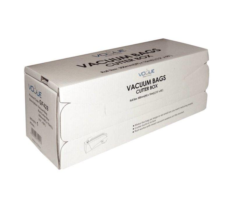 XXLselect Dispenser met Vacumeerzakken   300mm x 15m