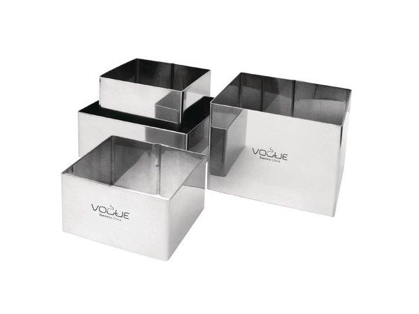 XXLselect Moussering Vierkant | 60x35mm