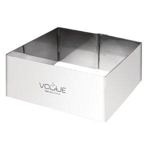 XXLselect Moussering Vierkant | 80x35mm