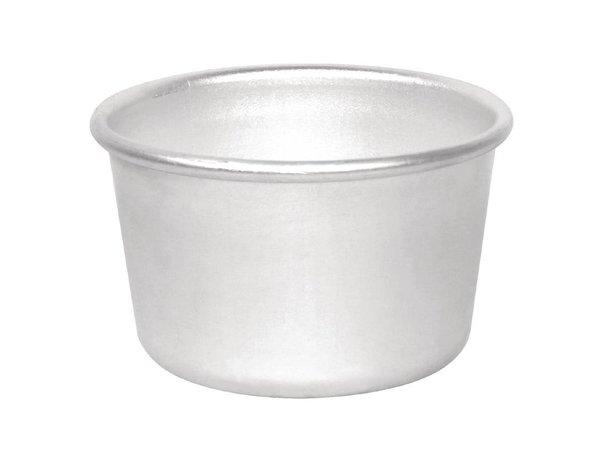 XXLselect Bakvorm Aluminium | Ø67x39mm | 6 Stuks