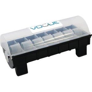XXLselect Stickerdispenser 2,5cm | Voor 7 Rollen