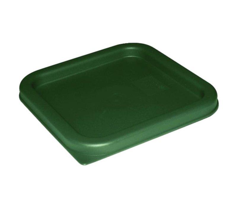 XXLselect Kleurcode Deksel Groen | 1,5-3,5 Liter