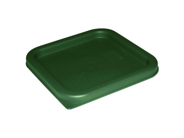 XXLselect Kleurcode Deksel Groen | 5,5-7 Liter