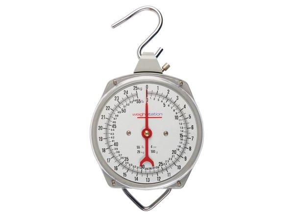 XXLselect Waage | Hanging-Modell | 25kg / 200g