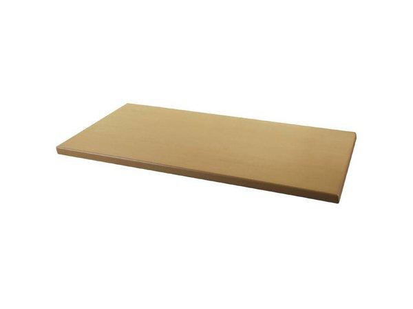 XXLselect Tafelblad Werzalit   Oak   110x70cm