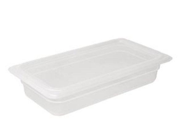 XXLselect Bake + Lid Polypropylene | GN 1/3 | 200mm | 4 pieces