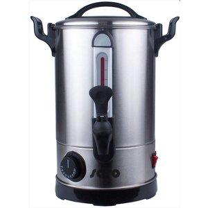 Saro Hot Water Dispenser Edelstahl | 5,9 Liter | Non-Drip Hahn | Ø205x365 (h) mm | XXL ANGEBOT