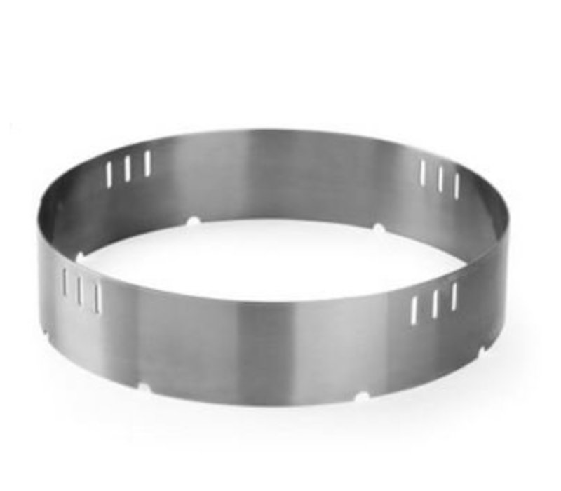 Hendi Ring für Hokker | Ø360x (H) 80 mm