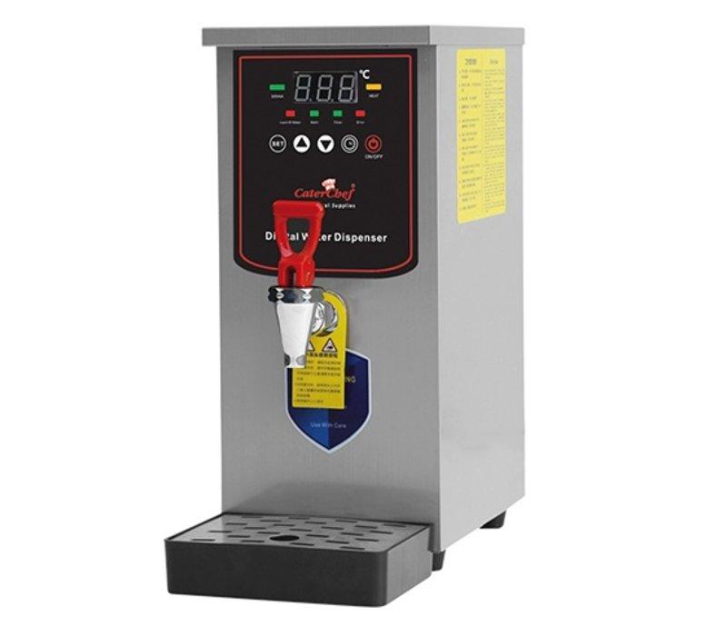 Caterchef Heetwaterapparaat met Aftapkraan en Lekbak   210x400x(h)450mm   20 liter Per uur