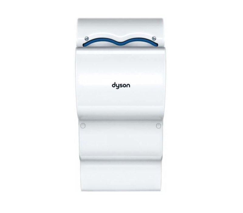Dyson Set Dyson Airblade AB14 Handdroger Wit + Lekbak | Zonder Muurbescherming