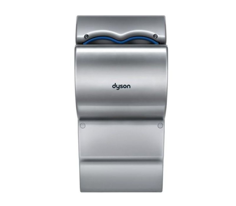 Dyson AB14 Set Dyson Airblade Händetrockner Grau + Retention | Ohne Wandschutz