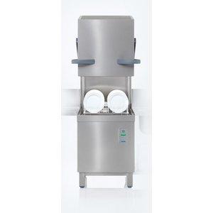Winterhalter By Slide Dishwasher Winterhalter PT-500 - 500x500mm - Height 440mm Input - Basic