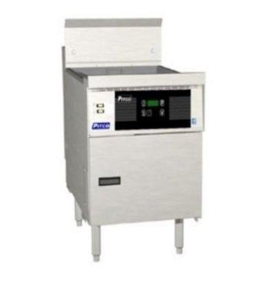 Pitco Friteuse Gas Digital | Pitco SG18S | 40kW | Olie 34Kg | 100Kg/u | 498x876x863(h)mm