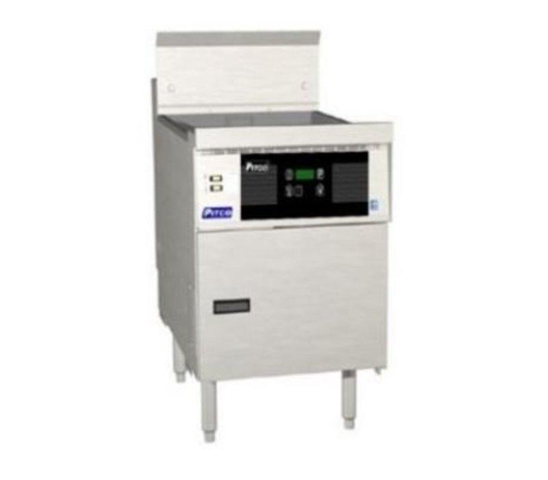 Pitco Digital Gas Fryer | Pitco SG18S | 40kW | Oil 34kg | 100kg / h | 498x876x863 (h) mm