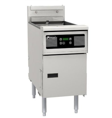 Pitco Fryer elektrische Digital | Pitco SE18 | 22kW | Oil 41kg | 105kg / h | 499x873x864 (h) mm