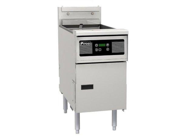 Pitco Fryer Electric Digital   Pitco SE18   22kW   Oil 41kg   105kg / h   499x873x864 (h) mm