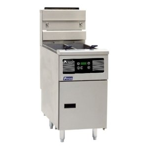 Pitco Fryer Electric Digital   Pitco Solstice SE14T   8,5kW   Oil 11,5kg   75kg / h   397x873x864 (h) mm