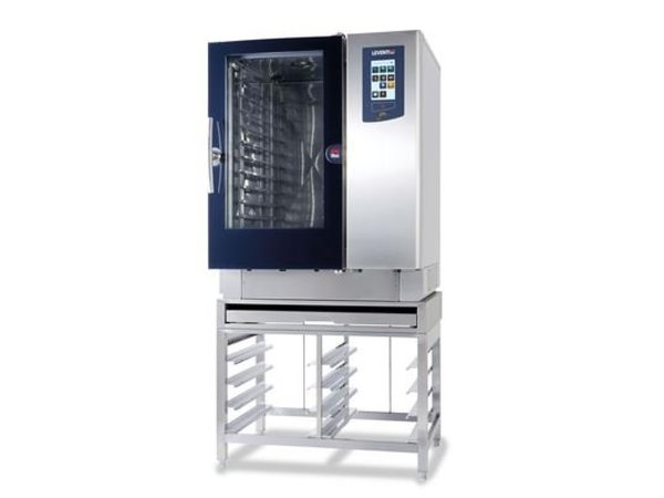 Leventi Bake-off Leventi YOU Ofen 8   Gas 21kW   8x / 10x / 11x UND 60x40, CN, Trolley-System   899x831x1087 (h) mm