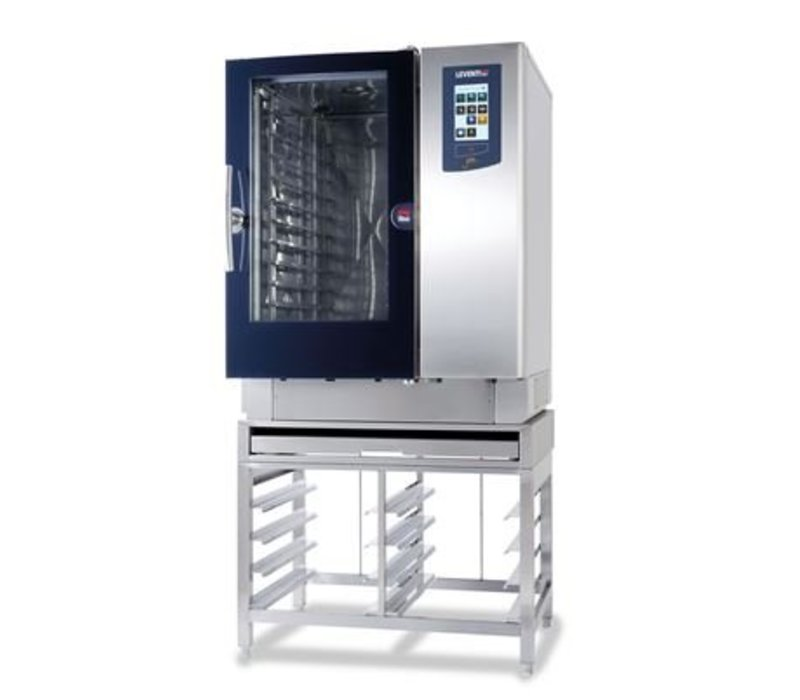 Leventi Bake-off oven Leventi YOU 8 | Gas 21kW | 8x / 10x / 11x AND 60x40, CN, Trolley System | 899x831x1087 (h) mm