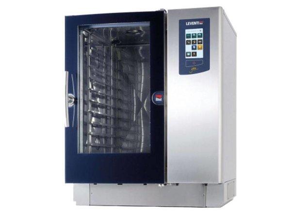 Leventi Bake-off Oven Leventi YOU 8 | 18kW/400V | 8x/10x/11x EN 60x40, GN, Trolleysysteem | 899x831x1087(h)mm