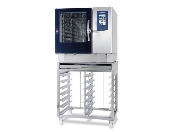 Leventi Bake-off Oven Leventi YOU 4 | 9kW/400V | 4x/5x/7x EN 60x40 | 899x831x827(h)mm