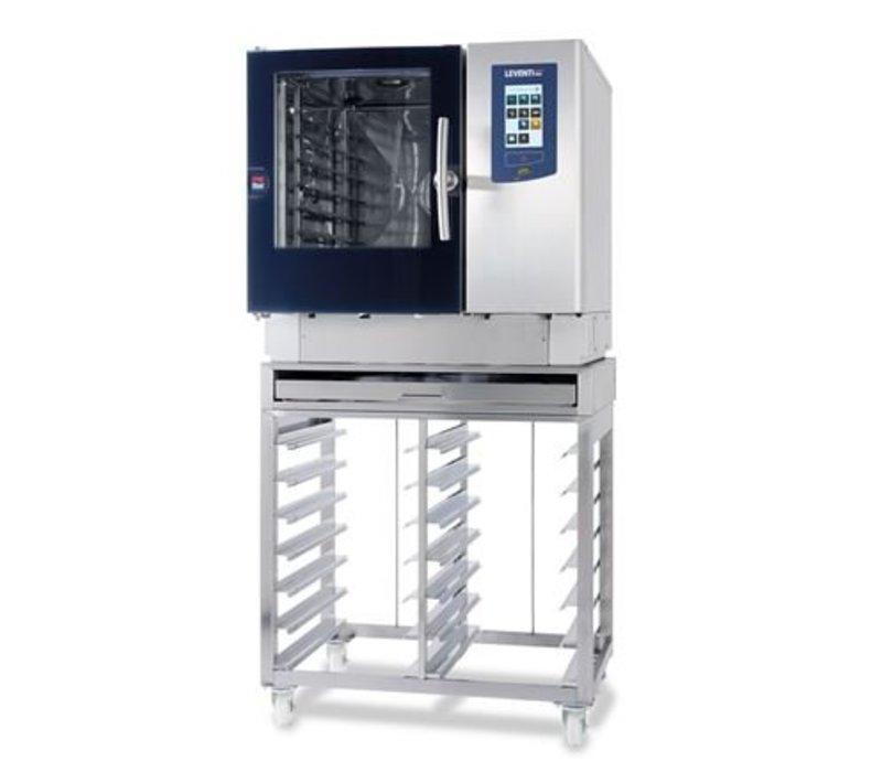 Leventi Bake-off oven Leventi YOU 4 | 9 kW / 400V | 4x / 5x / 7x AND 60x40 | 899x831x827 (h) mm