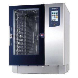 Leventi Bake-off Oven Leventi YOU 6 | 9kW/400V | 6x/7x/9x EN 60x40 | 899x831x957(h)mm
