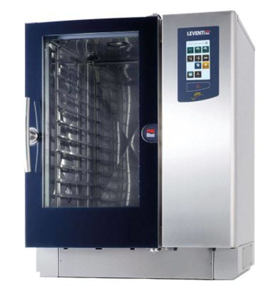 Leventi Bake-off Leventi YOU Ofen 6 | 9 kW / 400V | 6x / 7x / 9x und 60x40 | 899x831x957 (h) mm