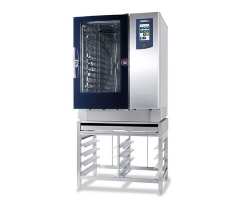 Leventi Bake-off oven Leventi YOU 6 | 9 kW / 400V | 6x / 7x / 9x AND 60x40 | 899x831x957 (h) mm