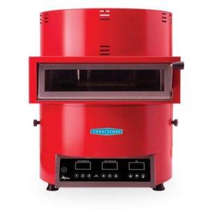 TurboChef Turbochef Oven Pizza Feuer | Pizzas Ø356mm | 230 / 400V | 9 Liter | verschiedene Farben
