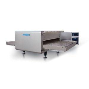TurboChef Turbo Ofen Band Hhc 2620 | Geeignet für 1/1 und 2/3 GN | 400V | Band-Länge 1219 mm, Breite 660 mm