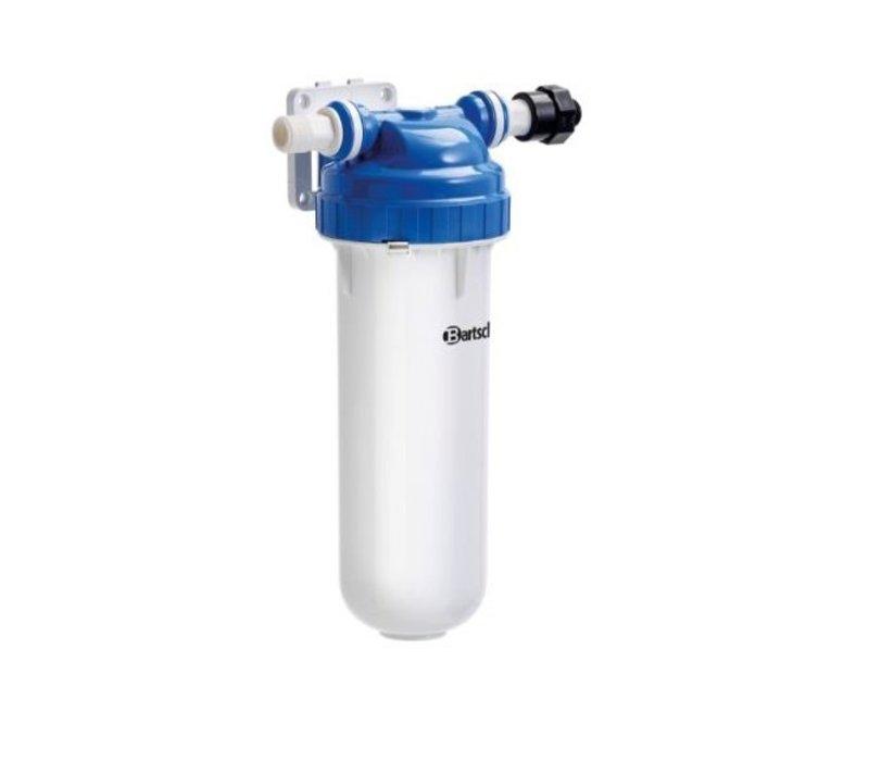 Bartscher Enthärter Einwegsystem | für Kaffeemaschine, Eismaschine, Spülmaschine | 1600 Liter