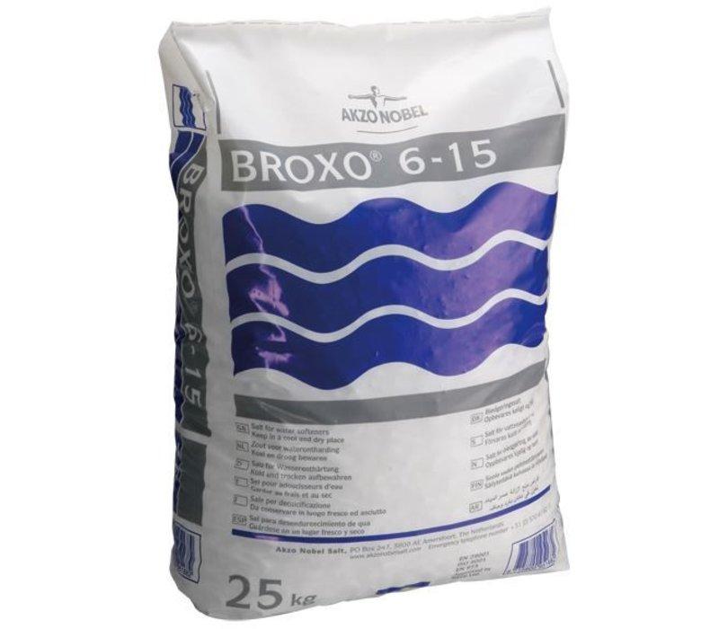 XXLselect Tasche von Salz für den Wasserenthärter   25 kg