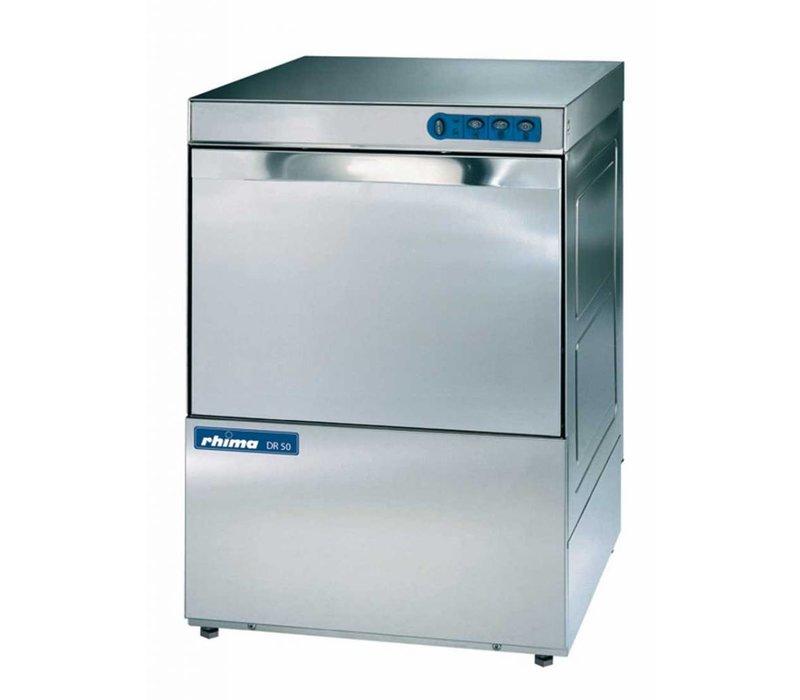Rhima Vaatwasmachine 50x50cm   Rhima DR50   Keuze 230/400V   590x600x850mm