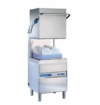 Rhima Pass-through dishwasher 50x50cm Rhima DR60i PLUS | Incl. Breaktank and Naspoeldrukverhogingspomp | 400V