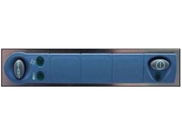 Rhima Pot-Washing | RHIMA DR 180E HR Plus | 550x665mm stainless steel basket