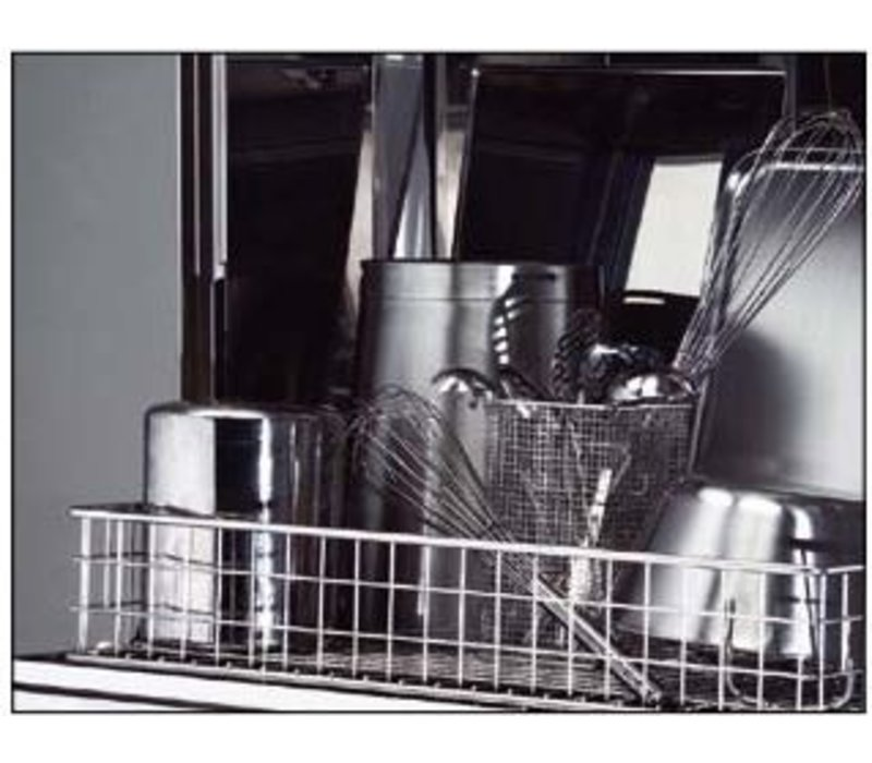 Rhima Pot-Washing 85x70cm | RHIMA DR 365E PLUS | Incl. Break Tank and Naspoeldrukverhogingingspomp