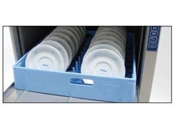 Rhima Pot-Washing | RHIMA DR 480E HR Plus | 1350x725mm Stainless Steel Basket