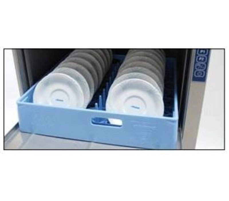 Rhima Pannenwasser | Rhima DR 480E HR Plus | 1350x725mm RVS Korf