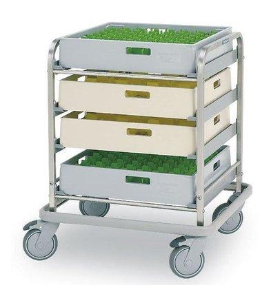 Rhima Baskets trolley BAT-4 | RHIMA | 590x590x800mm