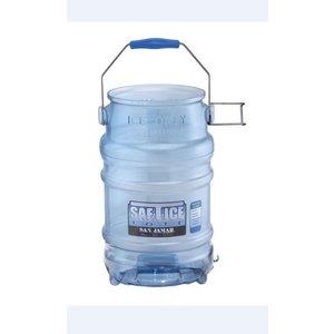 XXLselect Ice bucket 9kg   Ø265x370 (h) mm   2 pieces