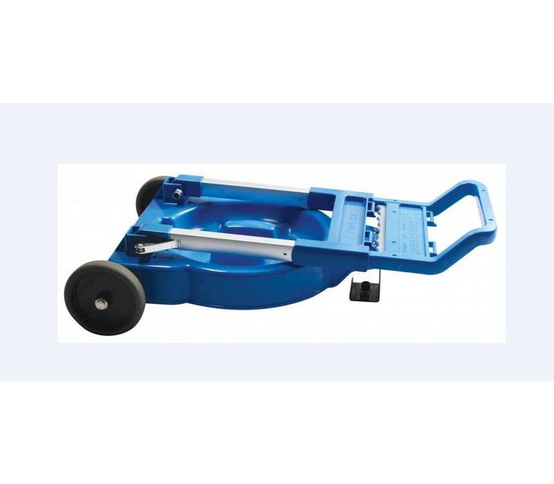 XXLselect IJsemmer Transportkar | voor 2 Emmers | 500x395x660mm